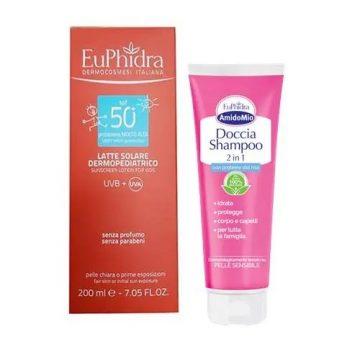 Euphidra Protezione solare 50 150ml