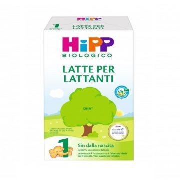 Hipp latte 1 600g