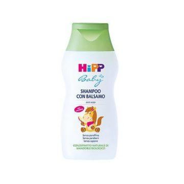 Hipp shampoo balsamo districante 200ml
