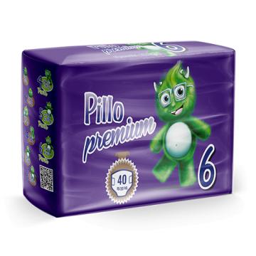 Pannolini Pillo premium 6 x40