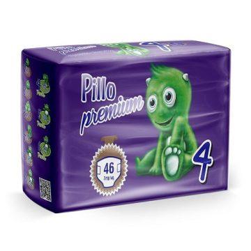 Pannolini Pillo Maxi Taglia 4 x46