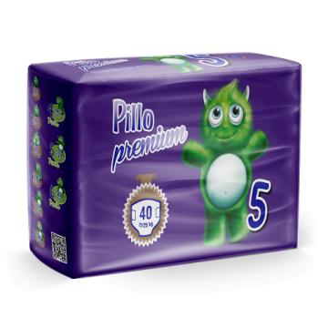 Pannolini Pillo Taglia 5 x40