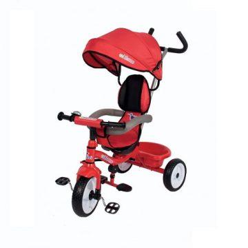 Triciclo Colibrino Rosso 360°