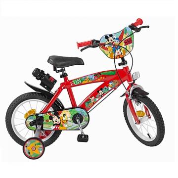 Bicicletta Topolino Misura 14 (4 – 6 ANNI)