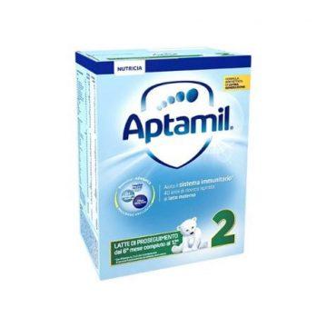 Aptamil 2 Latte di Proseguimento 2x600g