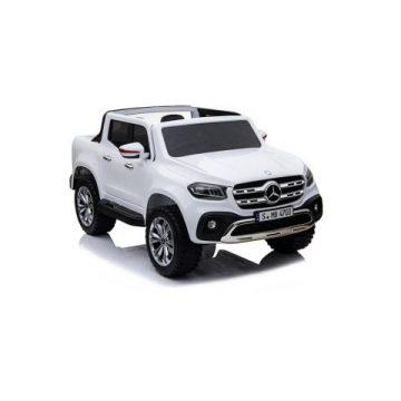 Auto MERCEDES X c/display mp4 bianco