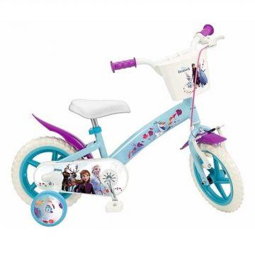 Bicicletta Frozen 2 Misura 12 (3 - 5 ANNI)