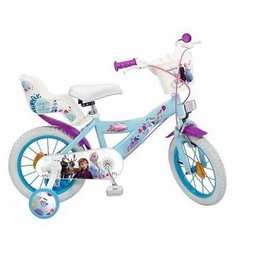 Bicicletta Frozen 2 Misura 16