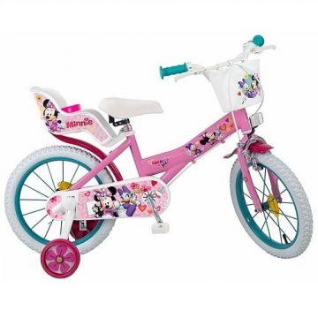 Bicicletta Minnie Misura 16