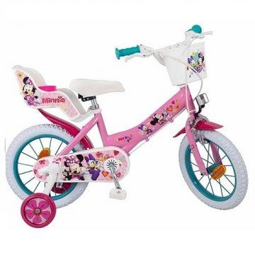 Bicicletta Minnie Misura 14 (4 - 6 ANNI)