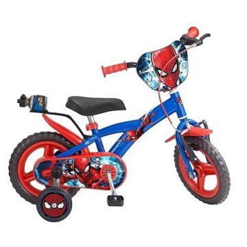 Bicicletta Spiderman Misura 12 (3 - 5 ANNI)