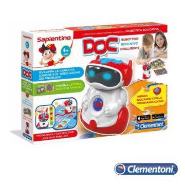 Clementoni Doc Sapientino Robottino