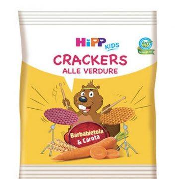 Hipp crackers alle verdure 25g