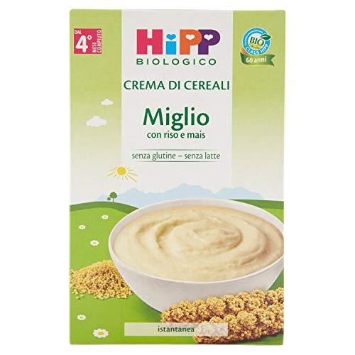 hipp crema di miglio 200g