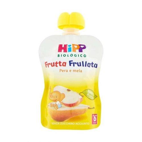 hipp frutta flullata pera e mela
