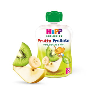 Hipp frutta frullata banana e kiwi