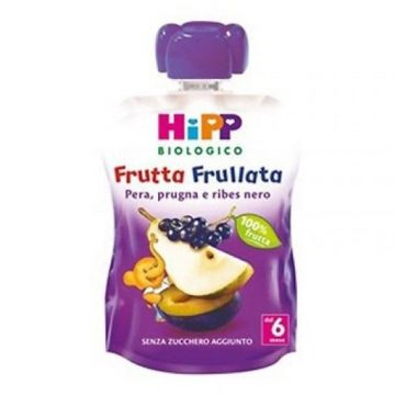 Hipp frutta frullata prugna e ribes 90g