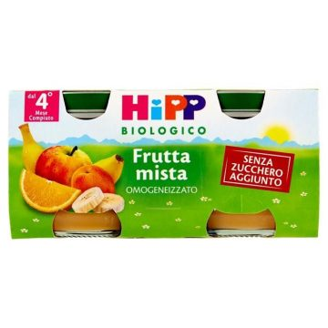 Hipp frutta mista 2x80g
