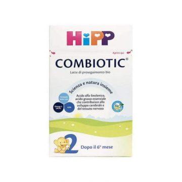 Hipp latte combiotic 2 600g