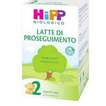 Hipp latte proseguimento 2 600g