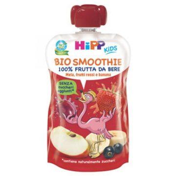 Hipp mela frutti rossi e banana