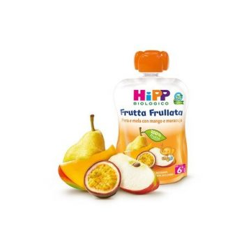 Hipp pera mela mango e maracuja