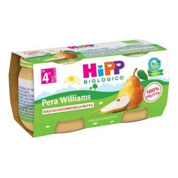 Hipp pera williams 2x80g