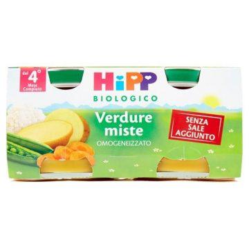 Hipp verdure miste 2x80g