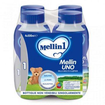 Mellin 1 4x500ml liquido