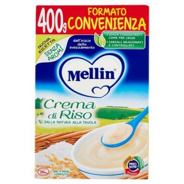 Mellin crema di riso 400g