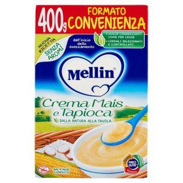 Mellin crema mais e tapioca 400g