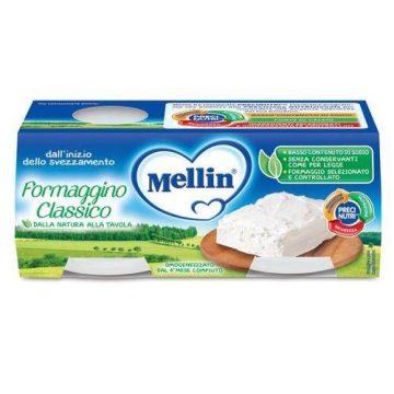 Mellin omo formaggino 2x80g