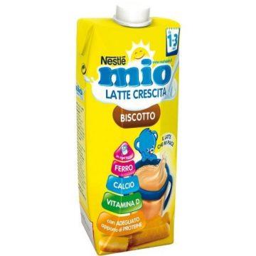 Mio latte crescita biscotto 12x500ml