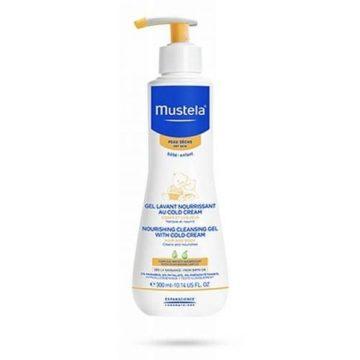Mustela gel detergente pelli secche