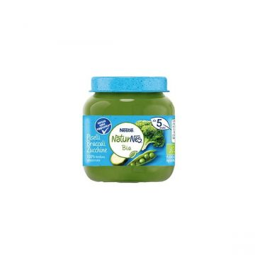 Neastle' bio piselli boccoli e zucchine