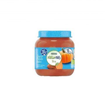 Nestlé bio zucca patate dolci 125g