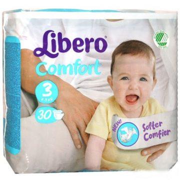 Pannolini Libero confort 3