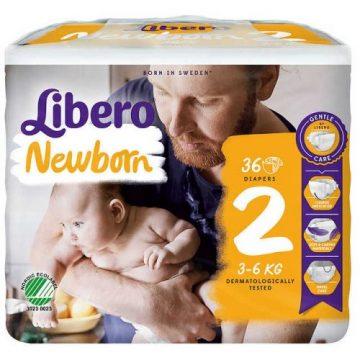 Pannolini Libero newborn 2
