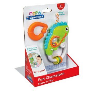 Interactive Rattle - Chameleon -K-