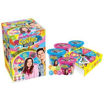 Me Contro Te Candy Surprise Challenge