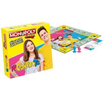 Me Contro Te Monopoly Junior 04168