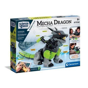 Mecha-Dragon Robot
