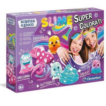 Slime Super Colorati