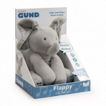 Flappy l'elefantino interattivo 30cm
