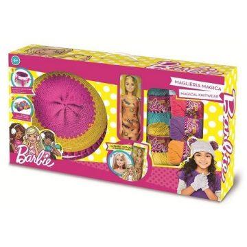Maglieria magica con Barbie 00524