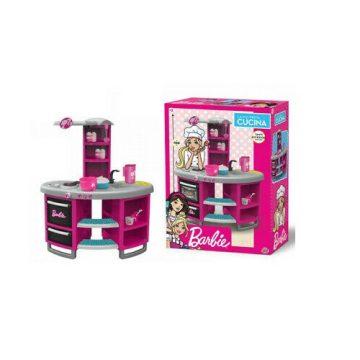 Nuova Cucina di Barbie con pasta da modellare