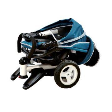Triciclo Pieghevole Azzurro