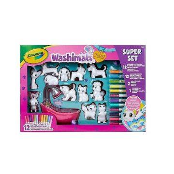 Crayola Washimals Super Set