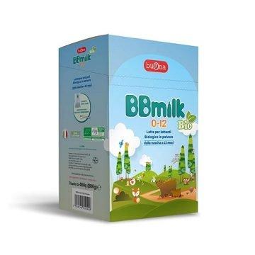 Bbmilk 0-12 bio 800g