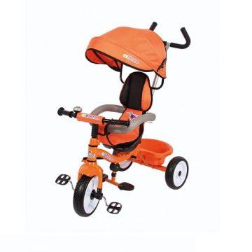 Triciclo Colibrino Arancione 360°